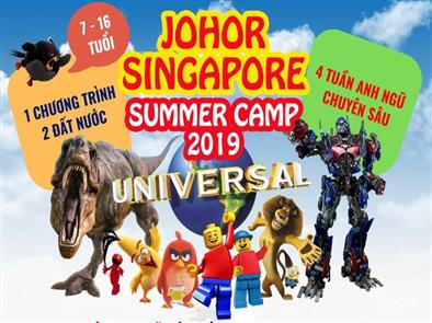 Du học hè Singapore - Johor